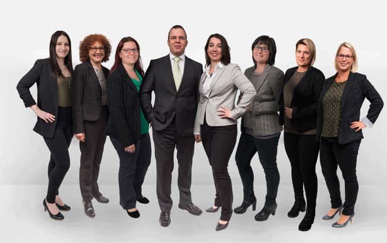 Team steuerWEHR